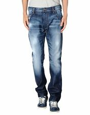 Diesel Jeans Krooley 810L Regular Slim Carrot Fit Straight Leg 0810L