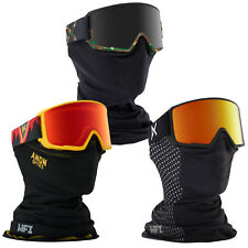 ANON M3 Ski Goggles Snowboard Snow & Replacement Glass & Skiing Mask