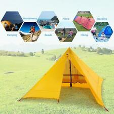 Ultra Light Waterproof 2 Person Double Layer Tent Outdoor Camping Tent Hot D9R4