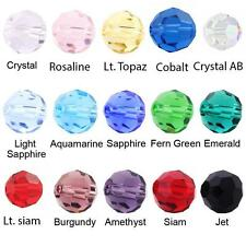 U Pick Top Quality Czech 6mm Round Crystal Beads #5000 (~95-100pcs) or Swarovski
