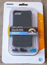 Ballistic Smooth Series Protective Case Cover iPhone 5 or SE Purple Black