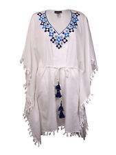 Tommy Bahama Women's Beaded Cotton Coverup