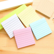Chic Sticky Notes Notebook Memo Pad Bookmark Stationery Sticker Notepad