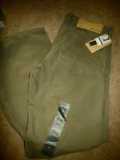 NEW MENS ROCAWEAR GREEN OLIVE FLEXFIT JEANS SLIM SKINNY FIT SIZE 38 X 34 PANTS