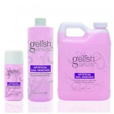 Harmony GELISH Gel Nails -  Soak off  Remover  or Cleanser 120ml/480ml/960ml