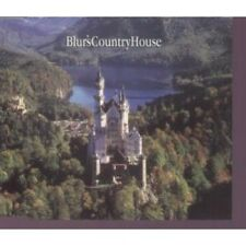 BLUR Country House CD UK Food 1995 3 Track B/W One Born Every Minute And To The
