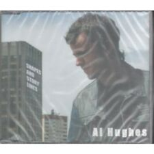 AL HUGHES Shapes And Story Lines CD European Incubator 2005 5 Track Still