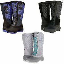 The North Face Womens Thermoball Utility Lace Up Cold Weather Winter Snow Boots