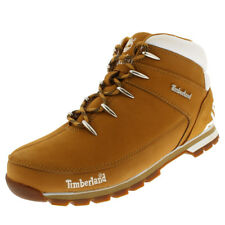Mens Timberland Euro Sprint Wheat Hiking Leather Walking Ankle Boots US 7.5-12.5