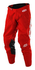 Troy Lee Designs GP Off-Road Pants - Mono Red - Youth Size 22-28
