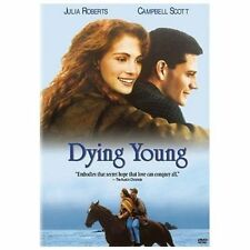 Cambell Scott, Julia Roberts - Dying Young (DVD, 2004, Cancer Patient)  New