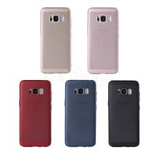 For iPhone/Samsung Protective Phone Case Cover Thin Skins with Breathable Holes