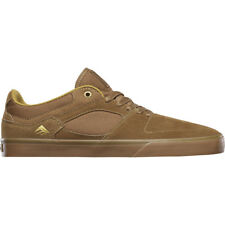 Emerica Skateboard Shoes The Hsu Low Vulc Brown/Gum