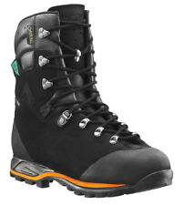 Haix Protector Prime Black Vibram 603104 Forestry Steel Toe Leather Boots