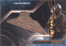 Topps Star Wars Galactic Files ESB Commemorative Medallion Card -Zuckuss Star D.