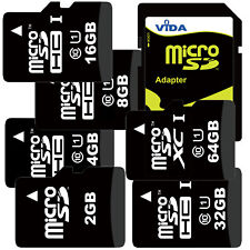 High Quality Micro SD SDHC SDXC Memory Card Fit to For BLACKBERRY Mobile Phone