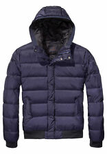 Scotch & Soda Quilted Jacket Men 139197 Navy 0002