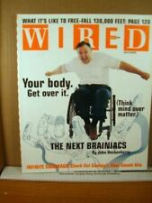 Wired Magazine August 2001 The Next Brainiacs