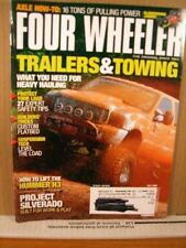 Four Wheeler Magazine July 2006 trailers & Towing
