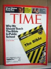 Time Magazine April 2 2007 The Bible in Public School