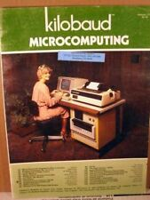 Kilobaud Microcomputing Magazine #26 February 1979