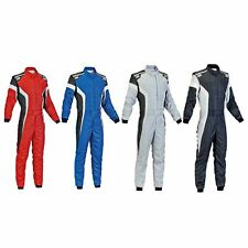 OMP Tecnica-S Racing / Rally / Race 2 Layer Suit - FIA Approved (IA01850)