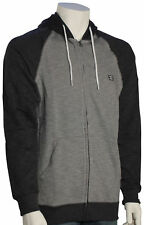 Billabong Balance Zip Hoody - Classic Black Heather - New