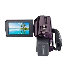 HDV-534K HD Digital Camera 4K Night Vision Video Camcorder With Touch Screen DVR