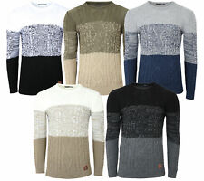 Tazzio Fashion Sweater Men's Knitted Sweater KNIT-SWEATER Jumper Casual Sale