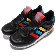 adidas originals ZX 700 W Black Red Blue Yellow Womens Casual Shoes BA9311