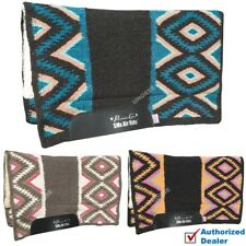 "30 X 32 PROFESSIONAL CHOICE COMFORT FIT SMX 1/2"" AIR RIDE HORSE SADDLE PAD"