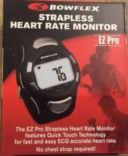 Bowflex Strapless Water Resistant Quick Touch EZ PRO Heart Rate Monitor Watch