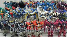 Gundam G Mobile Suit Fighter WING Action Figures some COMPLETE Bandai [CHOICE]