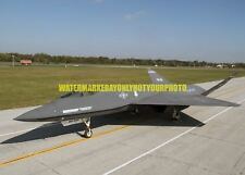 USAF Northrop-McDonnell Douglas YF-23A Aircraft Color Photo Military YF 23 JET