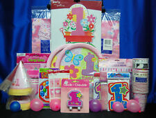 1st Birthday Princess Party Set # 21 1st Birthday Girl Party Supplies Favors