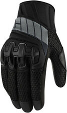 Icon Overlord Mesh Gloves Stealth