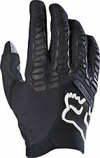 Fox Racing Pawtector 2017 Mens MX/Offroad Gloves Black/White