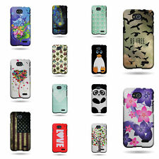 Hard Slim Design Snap On Cover Case For LG Optimus L90 Accessory Shell