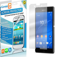 Clear Screen Protector Phone LCD Cover Guard for Sony Xperia Z3