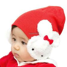 New Baby Toddler Kids Boys Girl Winter Ear Flap Warm Hat Beanie Cap ED01 01
