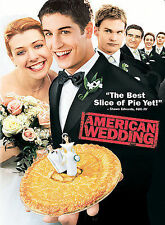 AMERICAN WEDDING (DVD, 2004, Widescreen) New / Factory Sealed / Free Shipping
