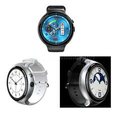 Smart Watch Heart Rate Monitor Mobile Phone Camera BT Wi-Fi GPS Smartwatch A8V0