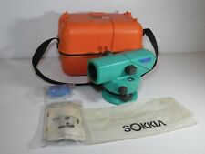 Theodolite surveying SOKKIA C3 30 + red Case great condition