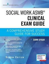 Social Work ASWB Clinical Exam Guide: A Comprehensive Study Guide for Success by