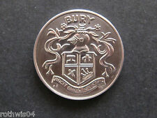 BURY FC - FA Cup Winners Centenary Medal - RARE excellent condition