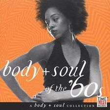 Body + Soul: Soul of the '60s by Various Artists (CD, May-2003, Time/Life Music)