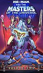 He-Man and the Masters of the Universe - Volume Two (DVD, 2008, 3-Disc Set)