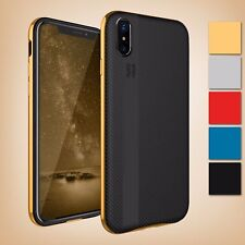For Apple iPhone X Luxury Ultra Slim Shockproof Slim Hard Protective Case Cover