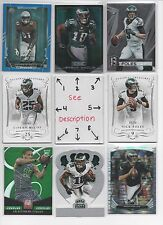 Philadelphia Eagles #2 - Serial #'d ROOKIES - AUTOS - JERSEYS UPICK FREE Comb SH