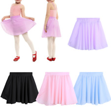 Girl Kid Chiffon Ballet Dance Dress Toddler Leotard Tutu Skirt Dancewear Costume
